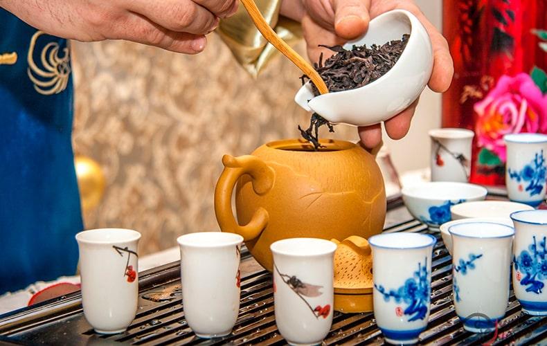 Китайське чаювання